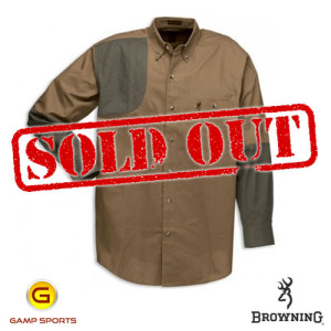 Browning-Prairelands-Upland-Shirt: Gamp Sports