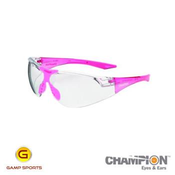 Champion Pink Slim-Fit Shooting Glasses - Gamp Sports