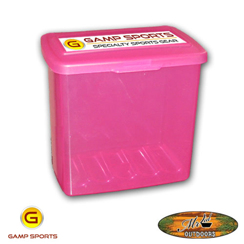 Mr-Lid-Gamp-Sports-Shotshell-Container-Pink