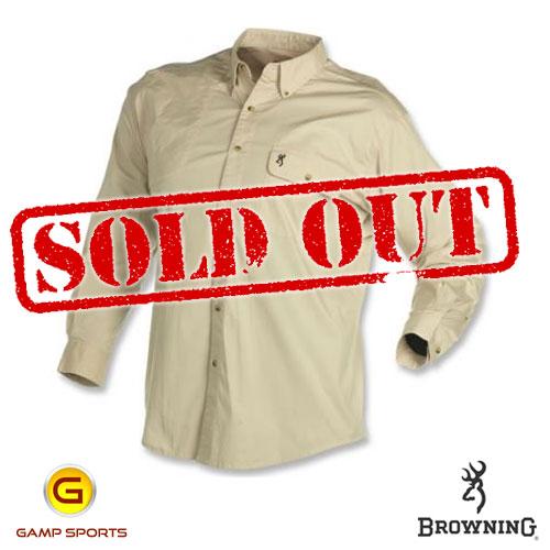 Browning-Shooter-Shirt: Gamp Sports