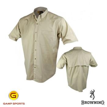 Browning-Shooter-Shirt-Short-Sleeve-Sand-Gamp-Sports