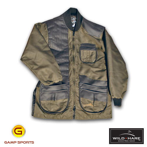 Wild Hare Storm Jacket Olive Black Gamp Sports