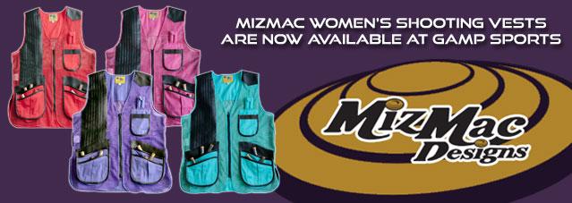 MizMac Vests at Gamp Sports