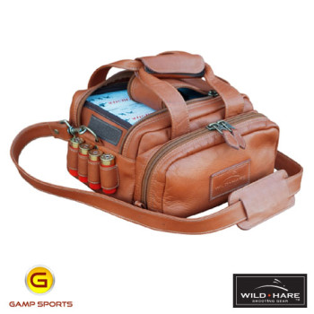 Wild-Hare-Leather-6-Box Carrier : Gamp Sports