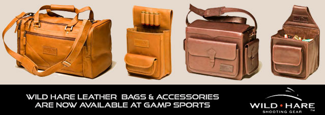 Wild-Hare-Leather-Bags: Gamp Sports