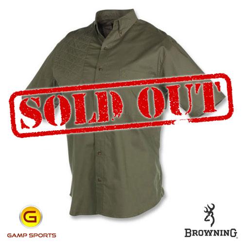 Browning-Badger-Creek-Shooting-Shirt: Gamp Sports