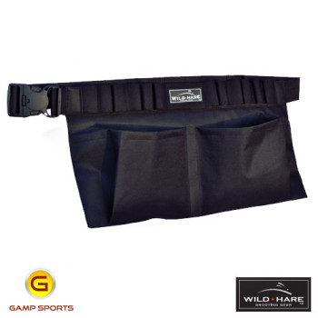 Wild-Hare-Shooting-Apron-Black: Gamp Sports