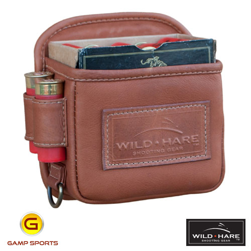 Wild-Hare-Leather-1-Box-Carrier: Gamp Sports