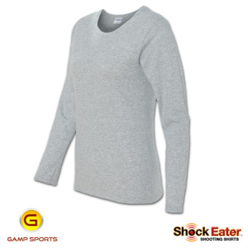 Womens-ShockEater-Shooting-Shirt-Long-Sleeve: Gamp Sports
