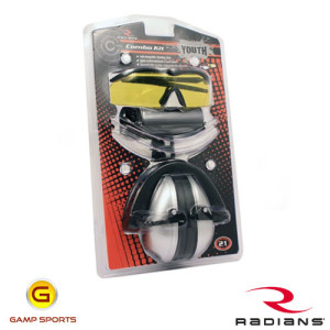 Raidians-Youth-Shooting-Glasses-Kit: Gamp Sports
