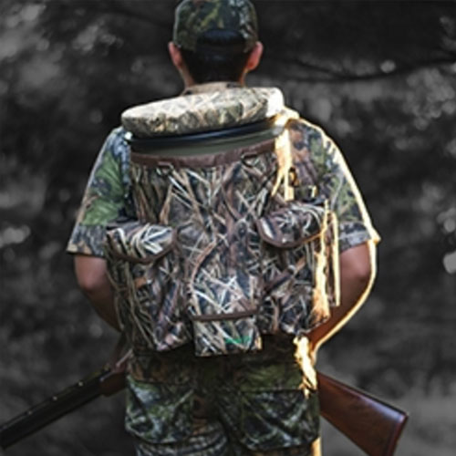 Venture Bucket Pack Shadow Grass Blades Gamp Sports