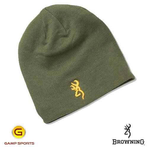Browning-Kanai-Beanie-Hat-Green: Gamp Sports