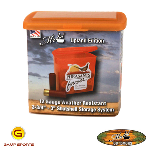 Mr Lid Shotshell Container - Gamp Sports