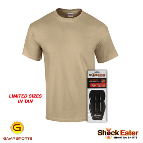 ShockEater-Combo-Tan: Gamp Sports