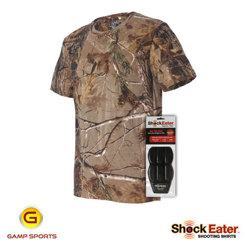 Mens-RealTree-Shooting-Shirt -AP-with-Recoil Pad