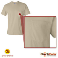 Mens-ShockEater-Shooting-Shirt-w-Chest-Pocket