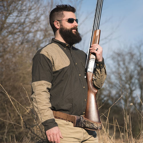 Quick-Shot-Shotgun-Holster: Gamp Sports