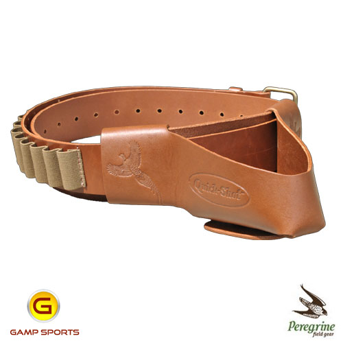 Quick-Shot Leather Shotgun Holster - Gamp Sports