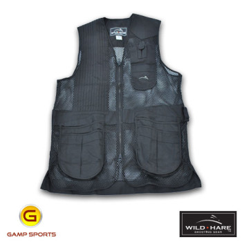 Wild-Hare-Heatwave-Vest-Black - Gamp Sports