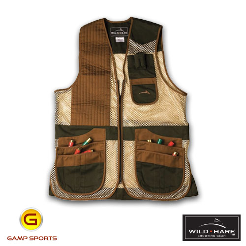 Wild-Hare-Heatwave-Vest-Brown - Gamp Sports