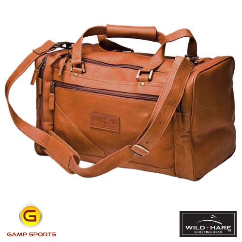 Wild-Hare-Leather--Duffle-Bag-Dusk: Gamp Sports