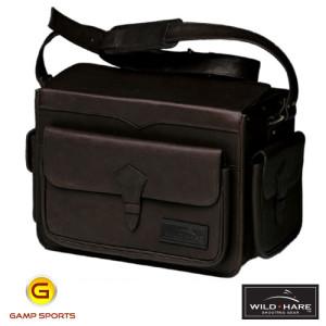 Wild-Hare-Leather-Range-Bag-Java: Gamp Sports