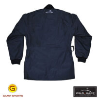 Wild-Hare-Cold-Weather-Coat-Back-Black: Gamp Sports