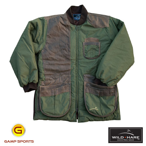 Wild-Hare-Cold-Weather-Coat-Olive-RH:Gamp Sports