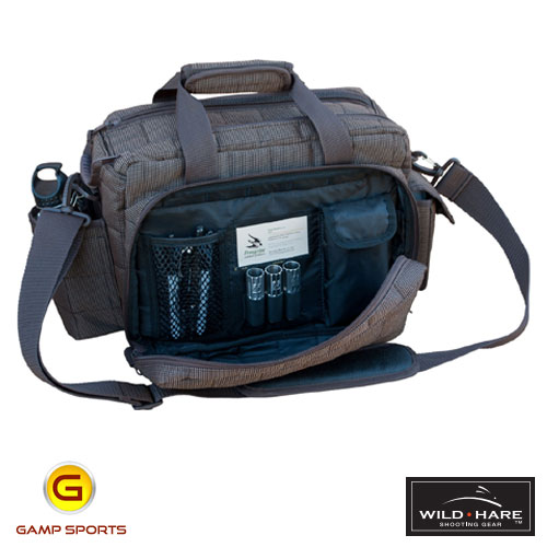 Wild-Hare-Premium-Tournament-Bag-Open: Gamp Sports