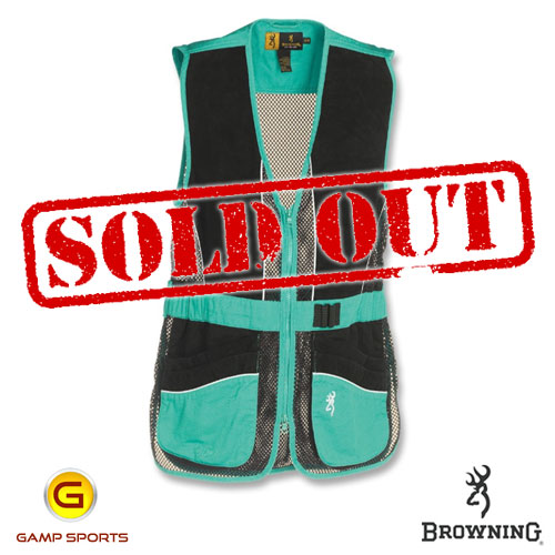 Browning-Sandoval-Womens-Shooting-Vest: Gamp Sports