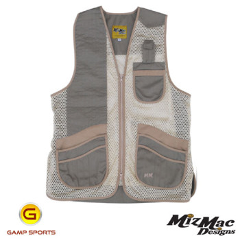 MizMac-Comfort-Fit-Womens-Mesh-Vest: Gamp Sports