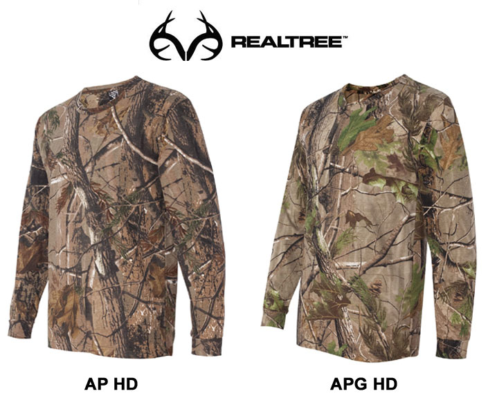 RealTree-Camouflage-Patterns: Gamp Sports