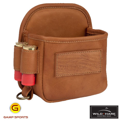 Wild-Hare-Leather-1-Box-Carrier-Dusk: Gamp Sports