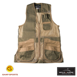 Wild-Hare-Heatwave-Vest-Sage-Khaki: Gamp Sports