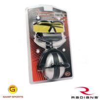 Raidians-Youth-Shooting-Glasses-Kit: Gamp Sports