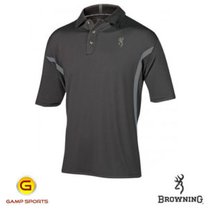 Browning-Hinge-Shooting-Polo-Shirt : Gamp Sports