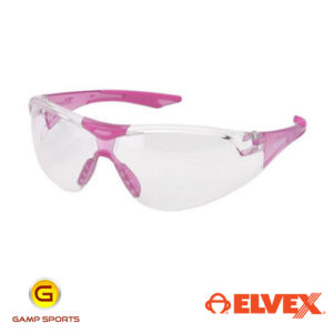 Elvex Womens Shooting Glasses Pink: Gamp Sports