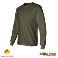 mens-shockeater-shooting-shirt-long-sleeve: Gamp Sports
