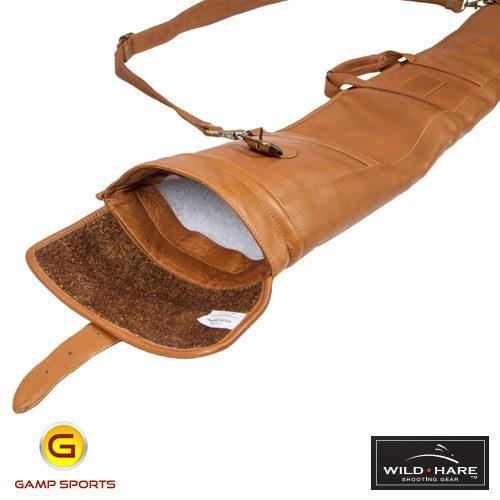 Wild-Hare-Leather-GunSlip-54-Dusk: Gamp Sports