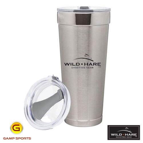 Wild-Hare-Tumbler-with-Lid: Gamp Sports