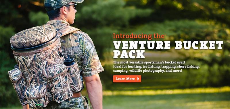Venture-Hunting-Bucket at Gamp Sports