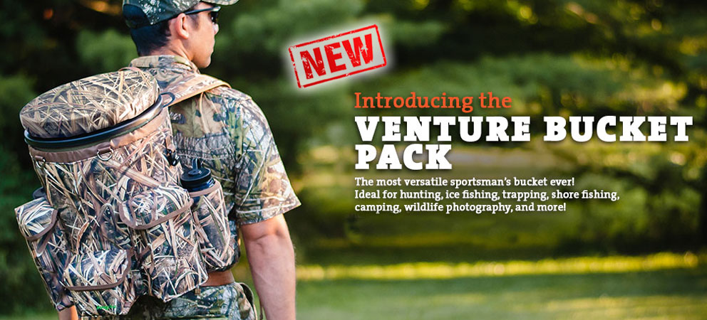 Venture-Hunting-Bucket-Pack at Gamp Sports