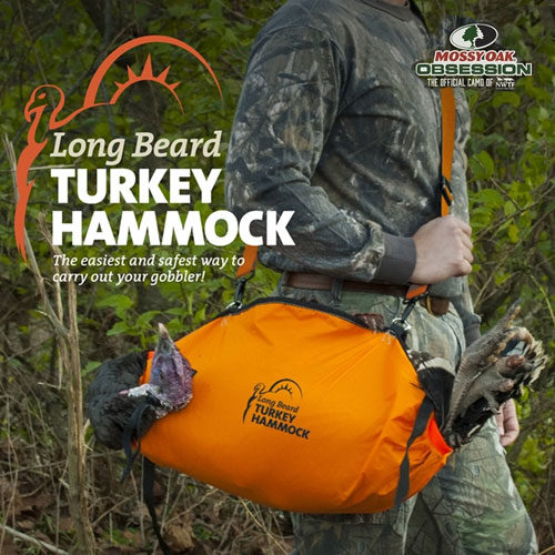 Peregrine Long-Beard-Turkey-Hammock: Gamp Sports