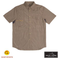 Wild Hare Shooting Shirt Plaid: Gamp Sports