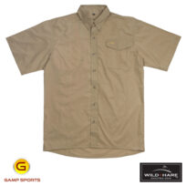 Wild Hare Shooting Shirt Khaki: Gamp Sports