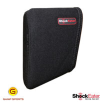 ShockEater Recoil Pad Kit - Black: Gamp Sports