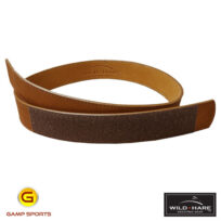 Wild-Hare-Buckle-less-Leather-Belt-Dusk: Gamp Sports