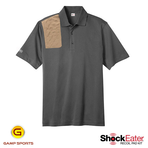 ShockEater-Mens-Performance-Polo: Gamp Sports